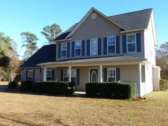 109 Moores Farm Road, Havelock, NC 28532 (MLS #100039725) :: Century 21 Sweyer & Associates