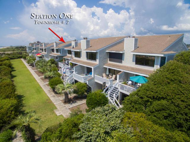 101 S Lumina Avenue Th-7, Wrightsville Beach, NC 28480 (MLS #100040629) :: Century 21 Sweyer & Associates