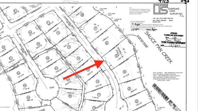 4744 Island Walk Drive SW, Shallotte, NC 28470 (MLS #100041216) :: Century 21 Sweyer & Associates