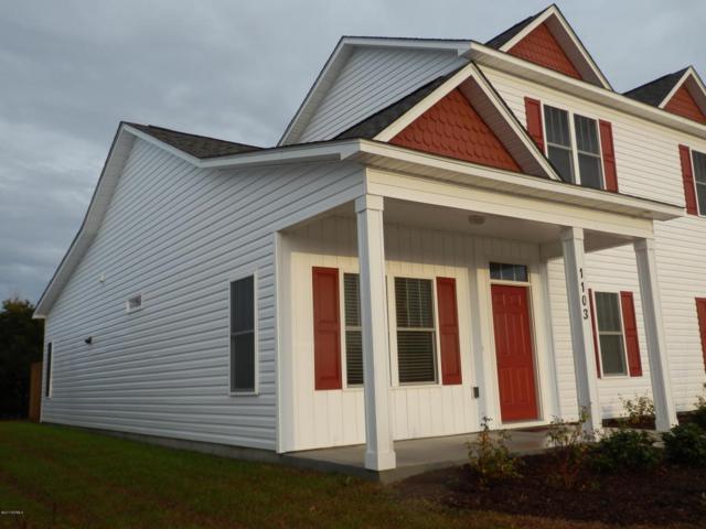 1103 Pirates Landing Drive, Beaufort, NC 28516 (MLS #100041726) :: Century 21 Sweyer & Associates
