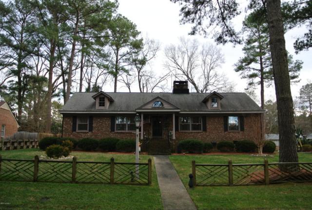 411 Albert Avenue NW, Wilson, NC 27893 (MLS #100041993) :: Century 21 Sweyer & Associates