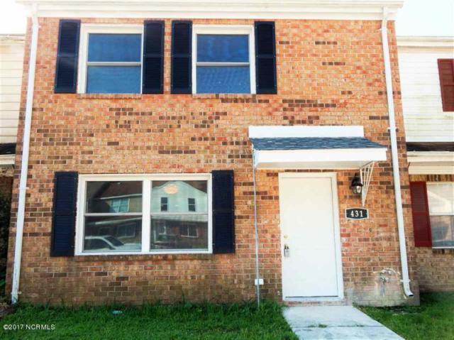 431 Myrtlewood Circle, Jacksonville, NC 28546 (MLS #100043344) :: Century 21 Sweyer & Associates