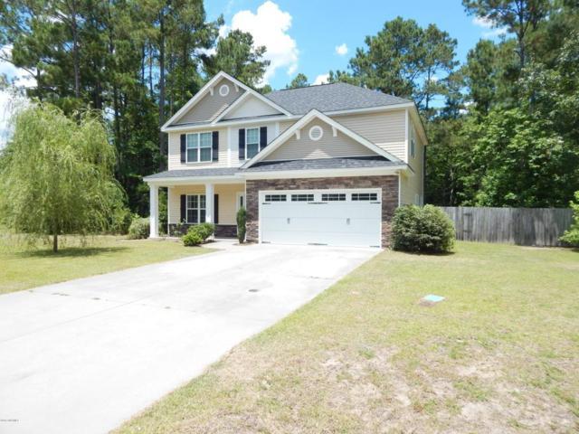 603 Weeping Willow Lane, Jacksonville, NC 28540 (MLS #100043372) :: Century 21 Sweyer & Associates