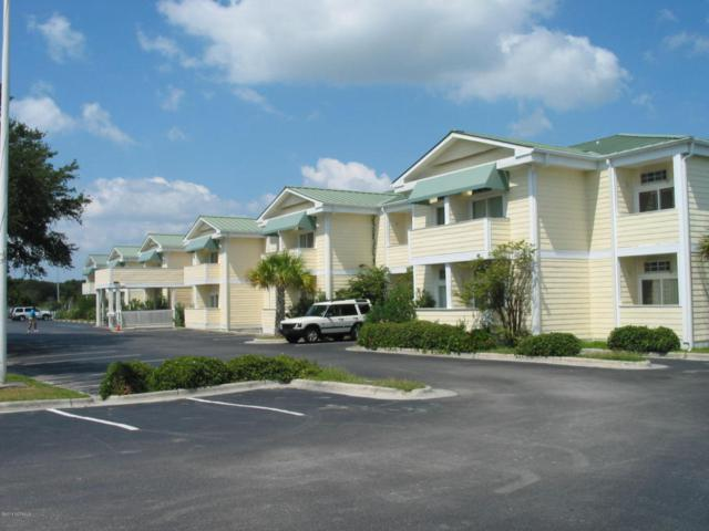 602 W Fort Macon Road W #122, Atlantic Beach, NC 28512 (MLS #100043538) :: David Cummings Real Estate Team