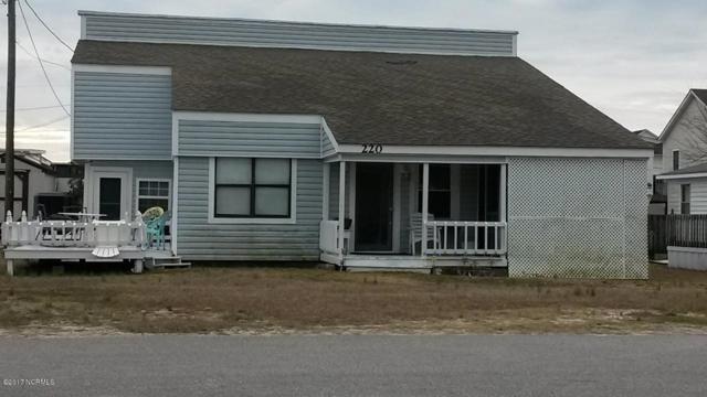220 Makepeace Street, North Topsail Beach, NC 28460 (MLS #100043761) :: Century 21 Sweyer & Associates