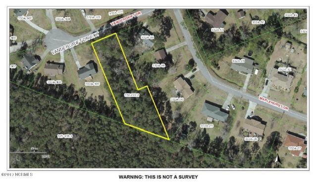 202 Vandergrift Drive, Jacksonville, NC 28540 (MLS #100043801) :: Century 21 Sweyer & Associates