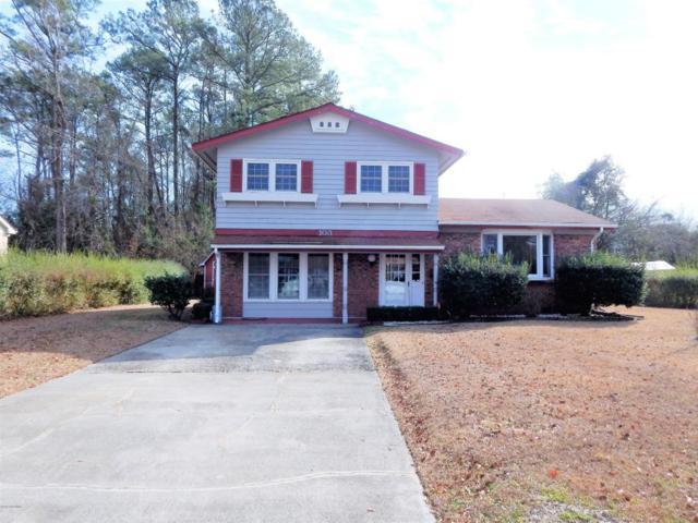103 Greencrest Circle, Jacksonville, NC 28540 (MLS #100044247) :: Century 21 Sweyer & Associates