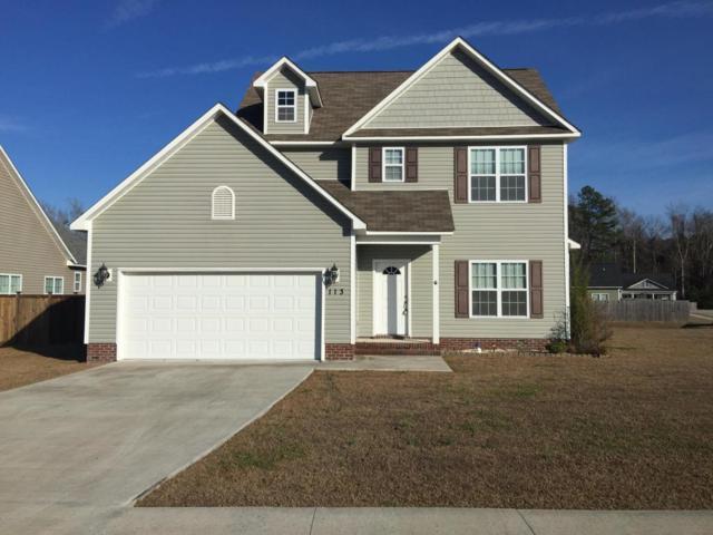 113 Borough Nest Drive, Swansboro, NC 28584 (MLS #100044581) :: Century 21 Sweyer & Associates