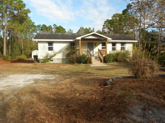 3779 Heron Circle SE, Southport, NC 28461 (MLS #100044939) :: Century 21 Sweyer & Associates