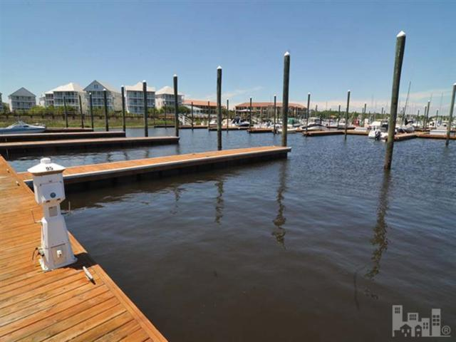 85 Harbour Point Yacht Club, Carolina Beach, NC 28428 (MLS #100045361) :: Century 21 Sweyer & Associates