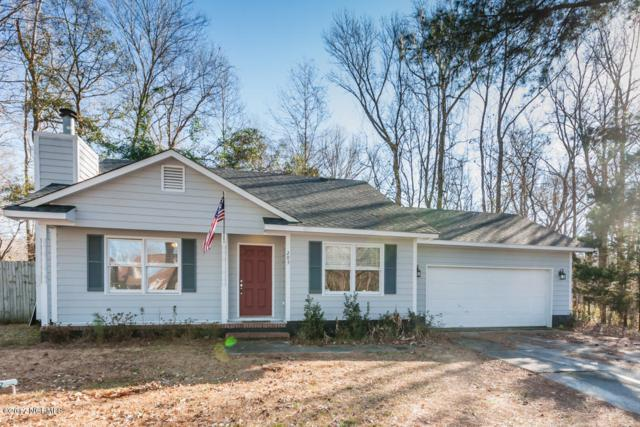 205 Lava Court, Jacksonville, NC 28540 (MLS #100045732) :: Century 21 Sweyer & Associates