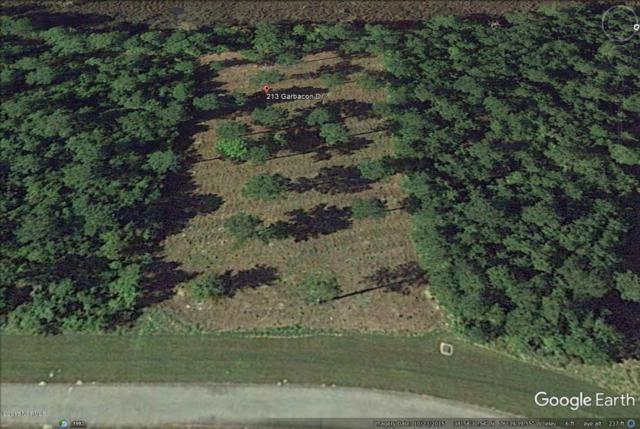 213 Garbacon Drive, Beaufort, NC 28516 (MLS #100046136) :: Century 21 Sweyer & Associates