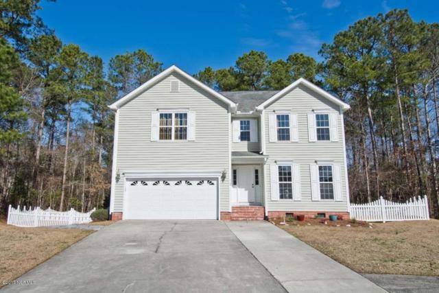 112 Twin Creek Lane, Havelock, NC 28532 (MLS #100046481) :: Century 21 Sweyer & Associates