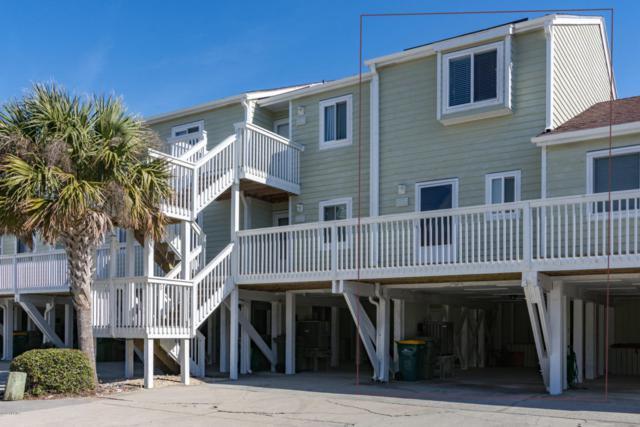 1100 S Fort Fisher Boulevard #507, Kure Beach, NC 28449 (MLS #100046783) :: Century 21 Sweyer & Associates
