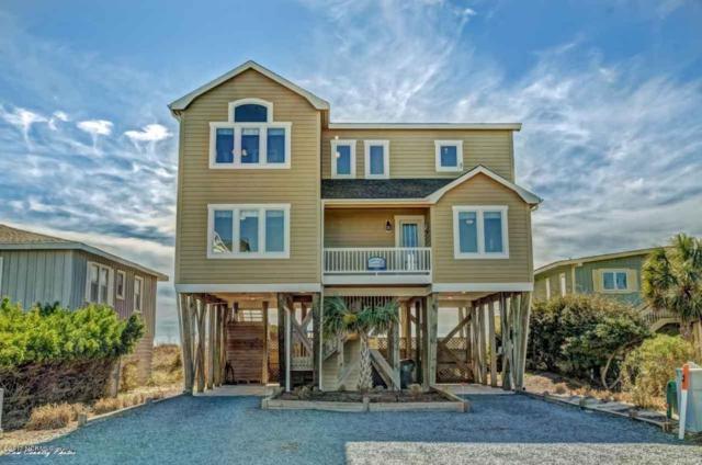 703 Ocean Boulevard W, Holden Beach, NC 28462 (MLS #100046923) :: Century 21 Sweyer & Associates