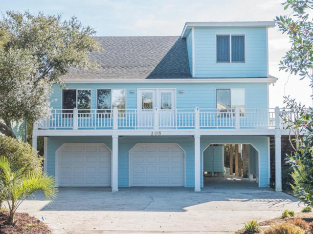 205 Bridgers Avenue, Topsail Beach, NC 28445 (MLS #100047387) :: Century 21 Sweyer & Associates