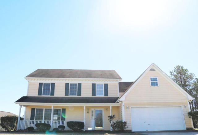 201 Plantation Boulevard, Jacksonville, NC 28540 (MLS #100047788) :: Century 21 Sweyer & Associates