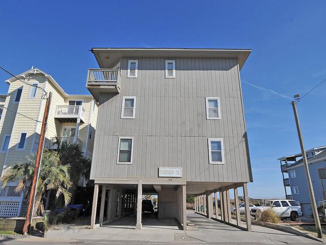 908 N Carolina Beach Avenue #3, Carolina Beach, NC 28428 (MLS #100048015) :: Century 21 Sweyer & Associates