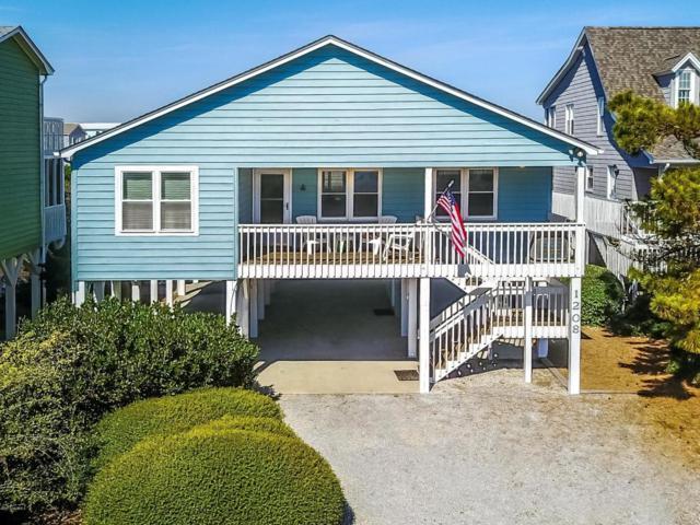 1208 W North Shore Drive W, Sunset Beach, NC 28468 (MLS #100048126) :: Century 21 Sweyer & Associates
