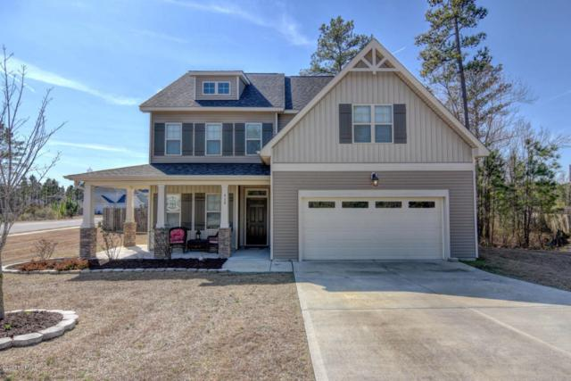 418 Cyrus Thompson Drive, Jacksonville, NC 28546 (MLS #100048255) :: Century 21 Sweyer & Associates