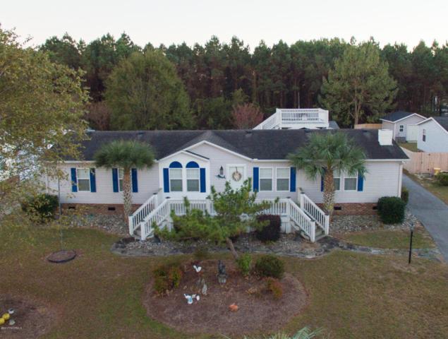 604 Bogue View Place, Newport, NC 28570 (MLS #100048268) :: Century 21 Sweyer & Associates