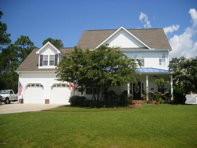 142 Bobwhite Circle, Cape Carteret, NC 28584 (MLS #100048704) :: Century 21 Sweyer & Associates