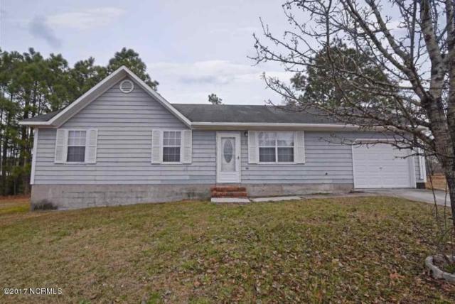 312 Cinnamon Drive, Hubert, NC 28539 (MLS #100048773) :: Century 21 Sweyer & Associates