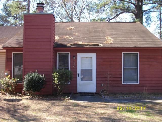 120 Corey Circle, Jacksonville, NC 28546 (MLS #100049023) :: Century 21 Sweyer & Associates