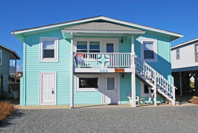 920 Ocean Boulevard W, Holden Beach, NC 28462 (MLS #100049228) :: Century 21 Sweyer & Associates