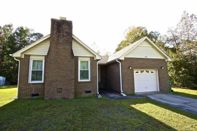 213 Carolina Drive, Jacksonville, NC 28546 (MLS #100050156) :: Century 21 Sweyer & Associates