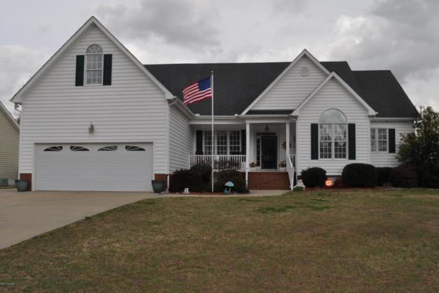 1712 Lakeside Drive NW, Wilson, NC 27896 (MLS #100050415) :: Century 21 Sweyer & Associates
