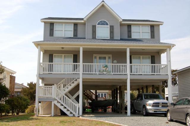 129 Marlin Drive, Holden Beach, NC 28462 (MLS #100050499) :: Century 21 Sweyer & Associates