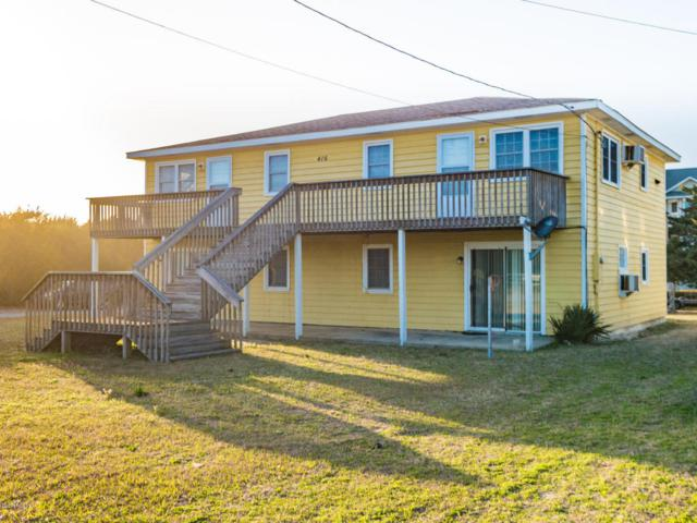 416 S Anderson Boulevard, Topsail Beach, NC 28445 (MLS #100050716) :: Century 21 Sweyer & Associates