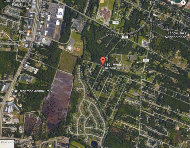 1301 Myrtle Gardens Drive, Wilmington, NC 28409 (MLS #100050901) :: Century 21 Sweyer & Associates