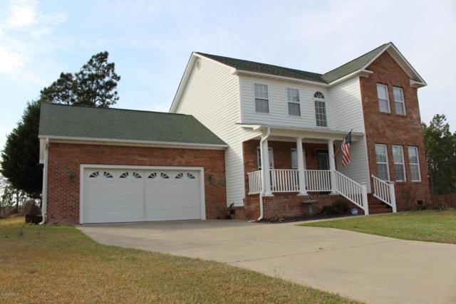 247 E Ivybridge Drive, Hubert, NC 28539 (MLS #100050983) :: Century 21 Sweyer & Associates