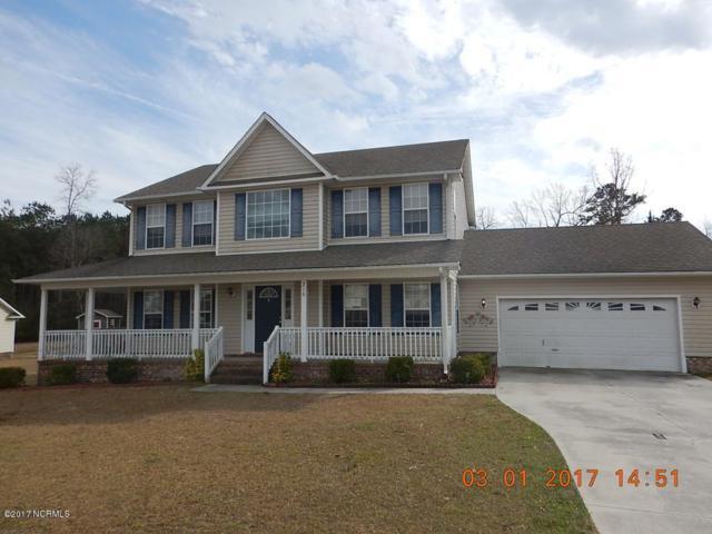216 Dartmoor Trail, Jacksonville, NC 28540 (MLS #100051105) :: Century 21 Sweyer & Associates
