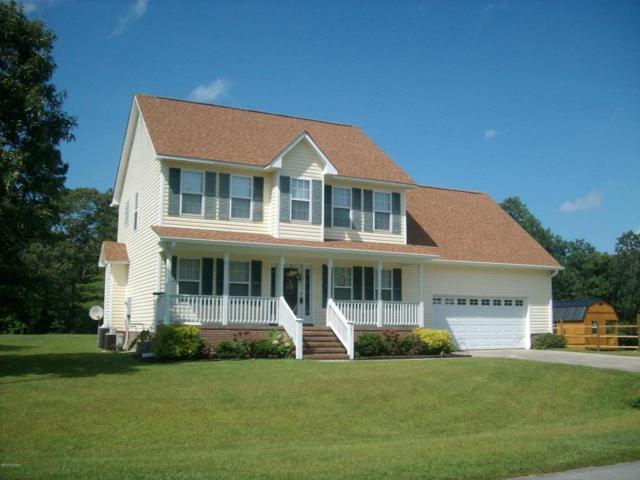 141 Secretariat Drive, Havelock, NC 28532 (MLS #100051146) :: Century 21 Sweyer & Associates