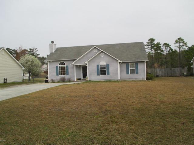 113 Quail Creek Drive, Hubert, NC 28539 (MLS #100052142) :: Century 21 Sweyer & Associates