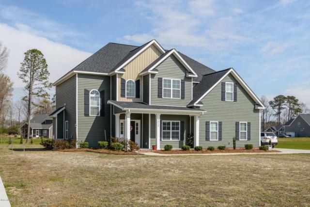 2013 Blackberry Drive, Greenville, NC 27858 (MLS #100052711) :: Century 21 Sweyer & Associates