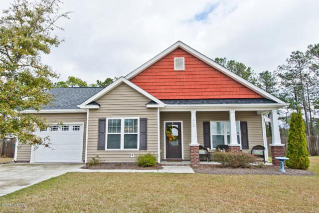 412 Patriots Point Lane, Swansboro, NC 28584 (MLS #100053026) :: Century 21 Sweyer & Associates