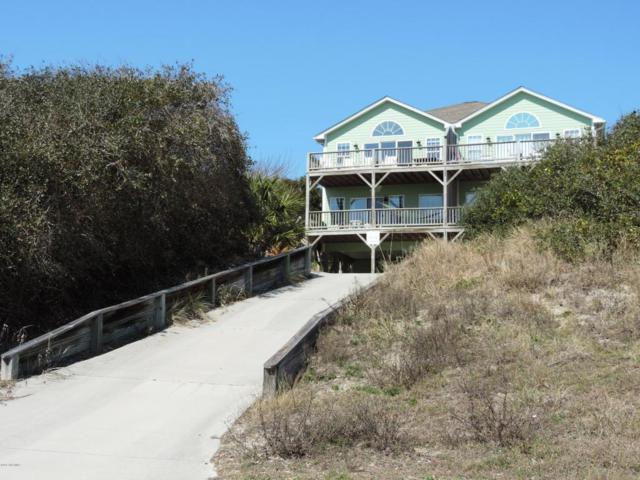 6404 Ocean Drive West, Emerald Isle, NC 28594 (MLS #100053111) :: Century 21 Sweyer & Associates