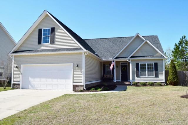 416 Satterfield Drive, New Bern, NC 28560 (MLS #100053162) :: Century 21 Sweyer & Associates