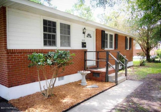 113 Cole Drive, Jacksonville, NC 28540 (MLS #100053274) :: Century 21 Sweyer & Associates