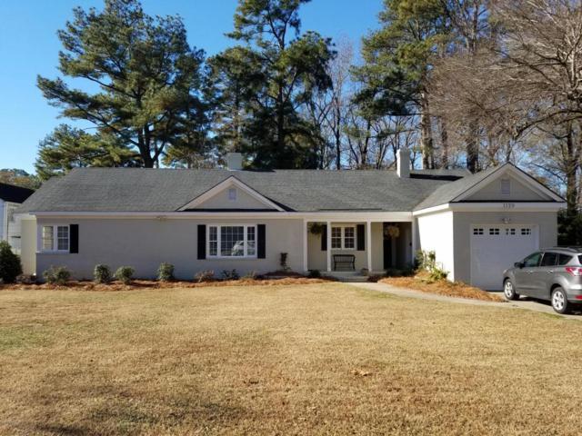 1129 Branch Street NW, Wilson, NC 27893 (MLS #100053362) :: Century 21 Sweyer & Associates