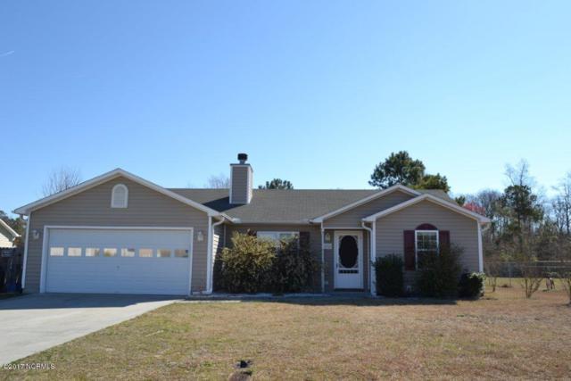 232 Redberry Drive, Richlands, NC 28574 (MLS #100053473) :: Century 21 Sweyer & Associates