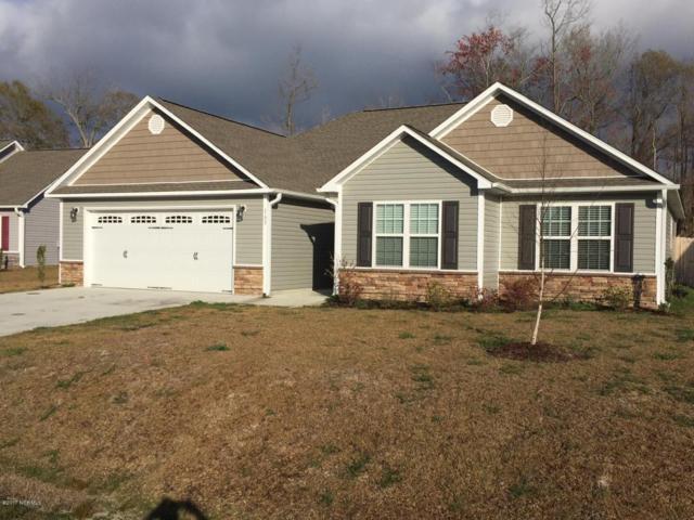 163 Prelude Drive, Richlands, NC 28574 (MLS #100053495) :: Century 21 Sweyer & Associates