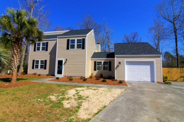 106 Ivey Ridge Place, Jacksonville, NC 28540 (MLS #100053670) :: Century 21 Sweyer & Associates