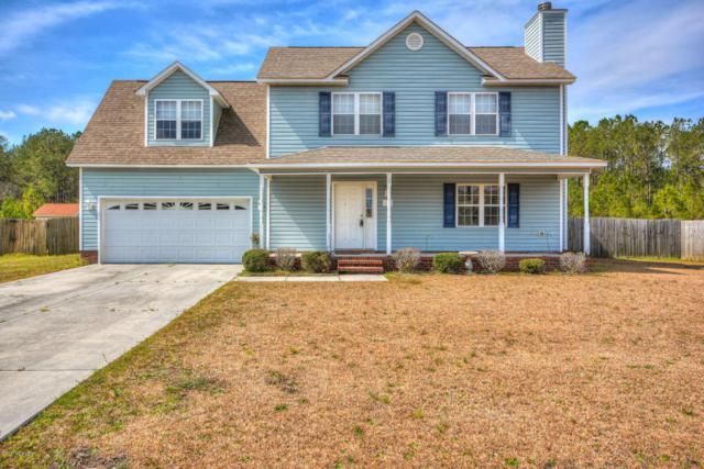 127 Hunt Drive, Hubert, NC 28539 (MLS #100054196) :: Century 21 Sweyer & Associates