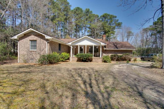 196 Steep Hill Drive, Swansboro, NC 28584 (MLS #100054230) :: Century 21 Sweyer & Associates