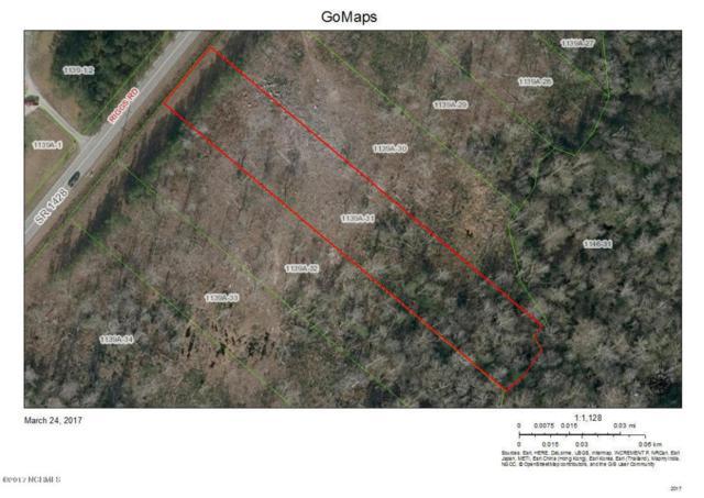 658 Riggs Road, Hubert, NC 28539 (MLS #100054477) :: Century 21 Sweyer & Associates